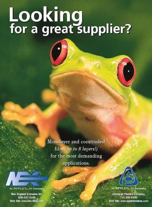 brochure-ontwerp-groene-kikker-advertentie