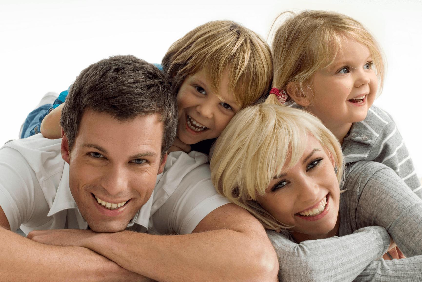 happy-family-op-een-hoopje